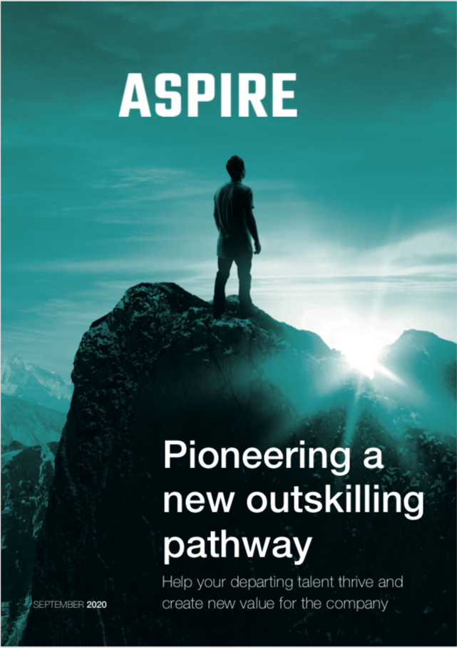 ASPIRE Cover shot of brochure